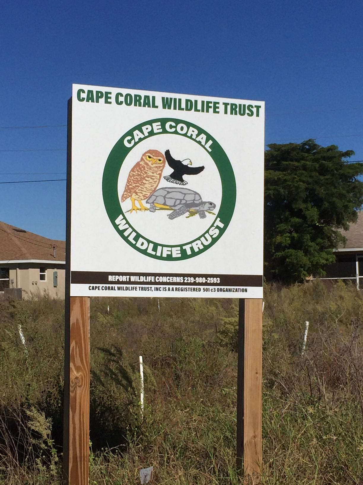 CCWT Burrowing Owl habitat land acquisition
